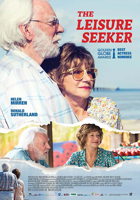 The Leisure Seeker   (2017) dir. Paolo Virzì Rated: R image:©2017  Sony Pictures Classics