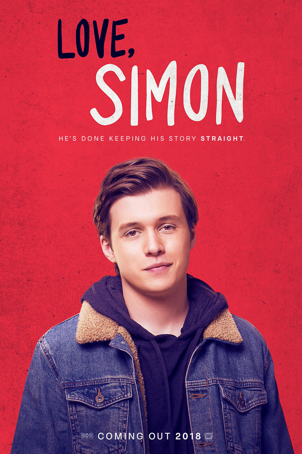 Love, Simon   (2018) dir. Greg Berlanti Rated: PG-13 image: ©2018  20th Century Fox