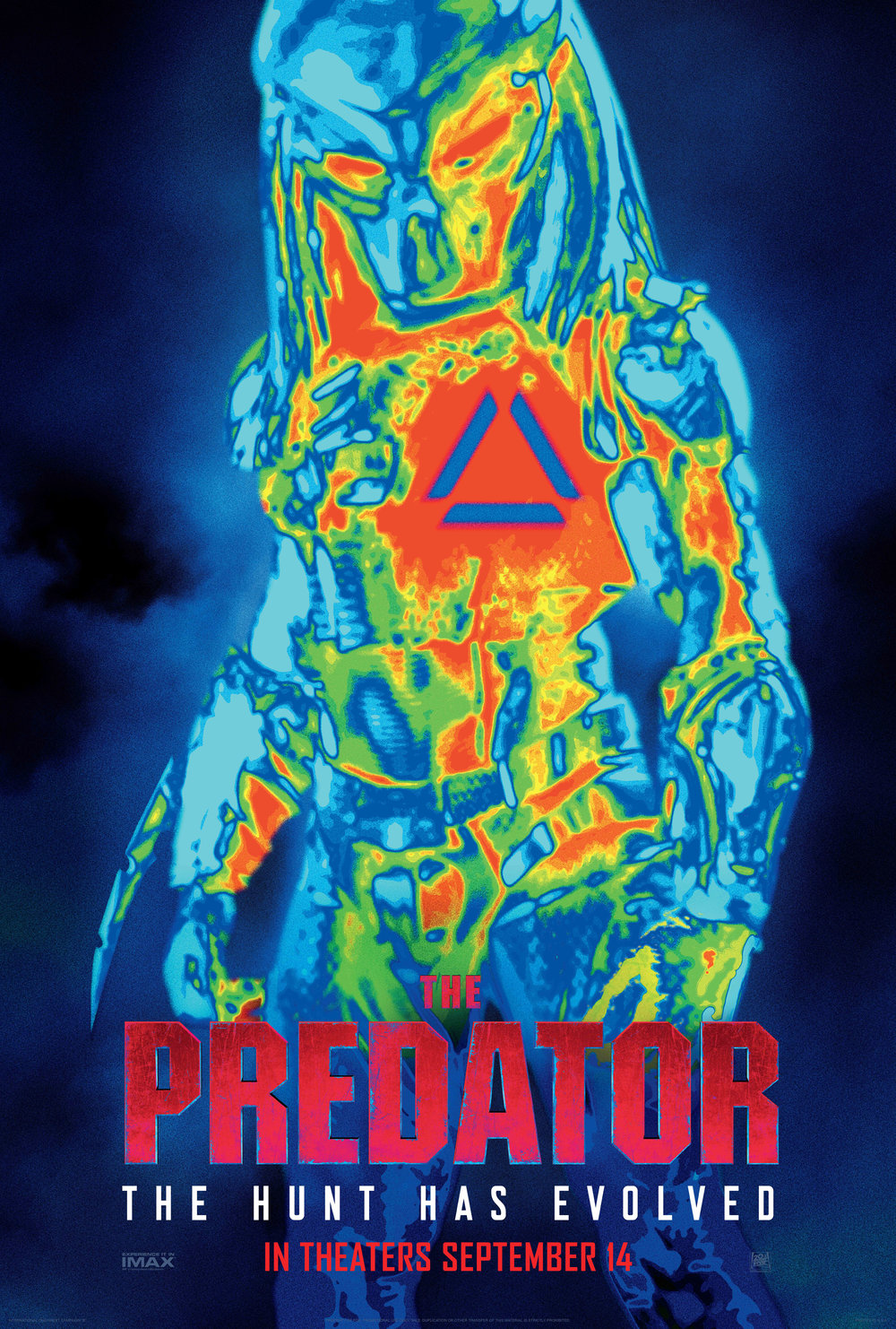 The Predator   (2018) dir. Shane Black Rated: R image: ©2018  20th Century Fox