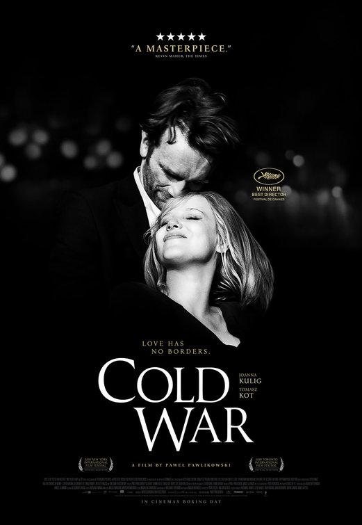 Cold War   (2018) dir. Paweł   Pawlikowski Rated: R image: ©2018  Kino Świat