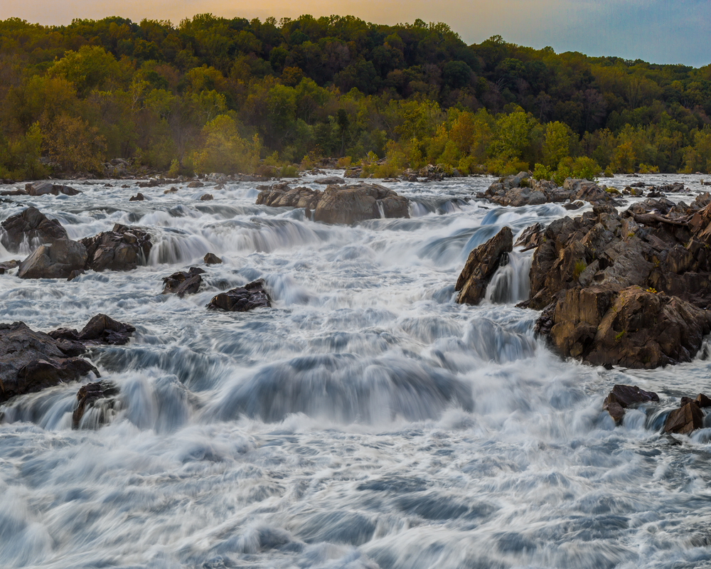 Potomac River, Great Falls, VA