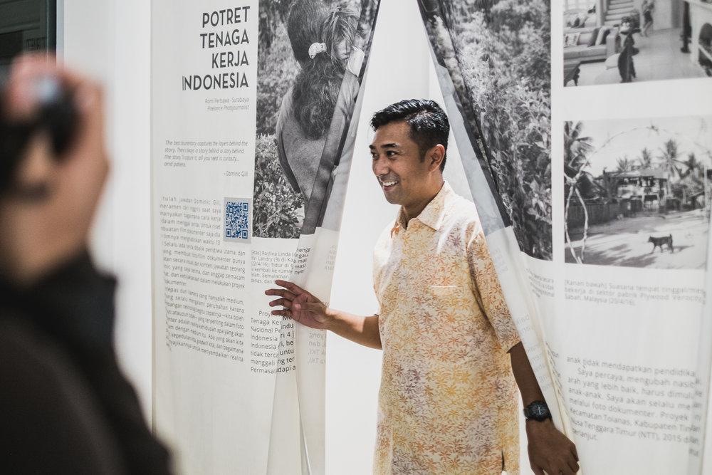 WISDOM - Panna Foto 10th Anniersary  Jakarta  2016