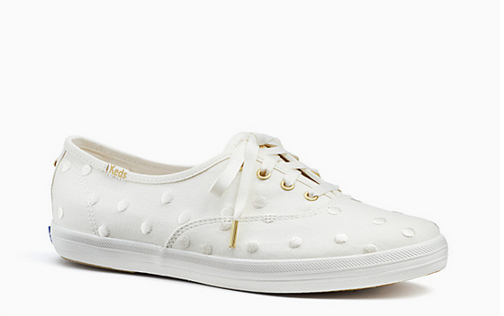 keds x kate spade new york champion sneakers     $80