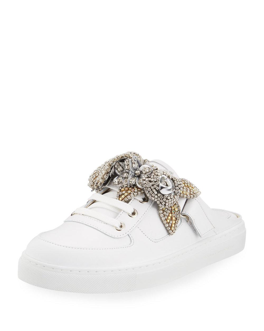 Sophia Webster Lilico Jessie Crystal Sneaker   $650.00