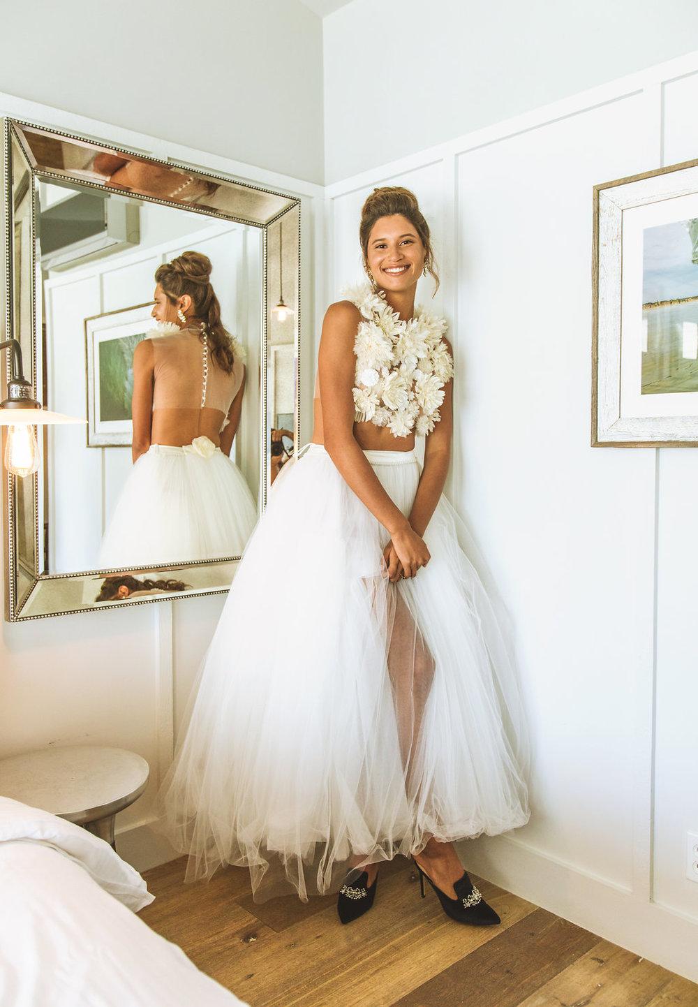 nk bride in montauk - view more photos
