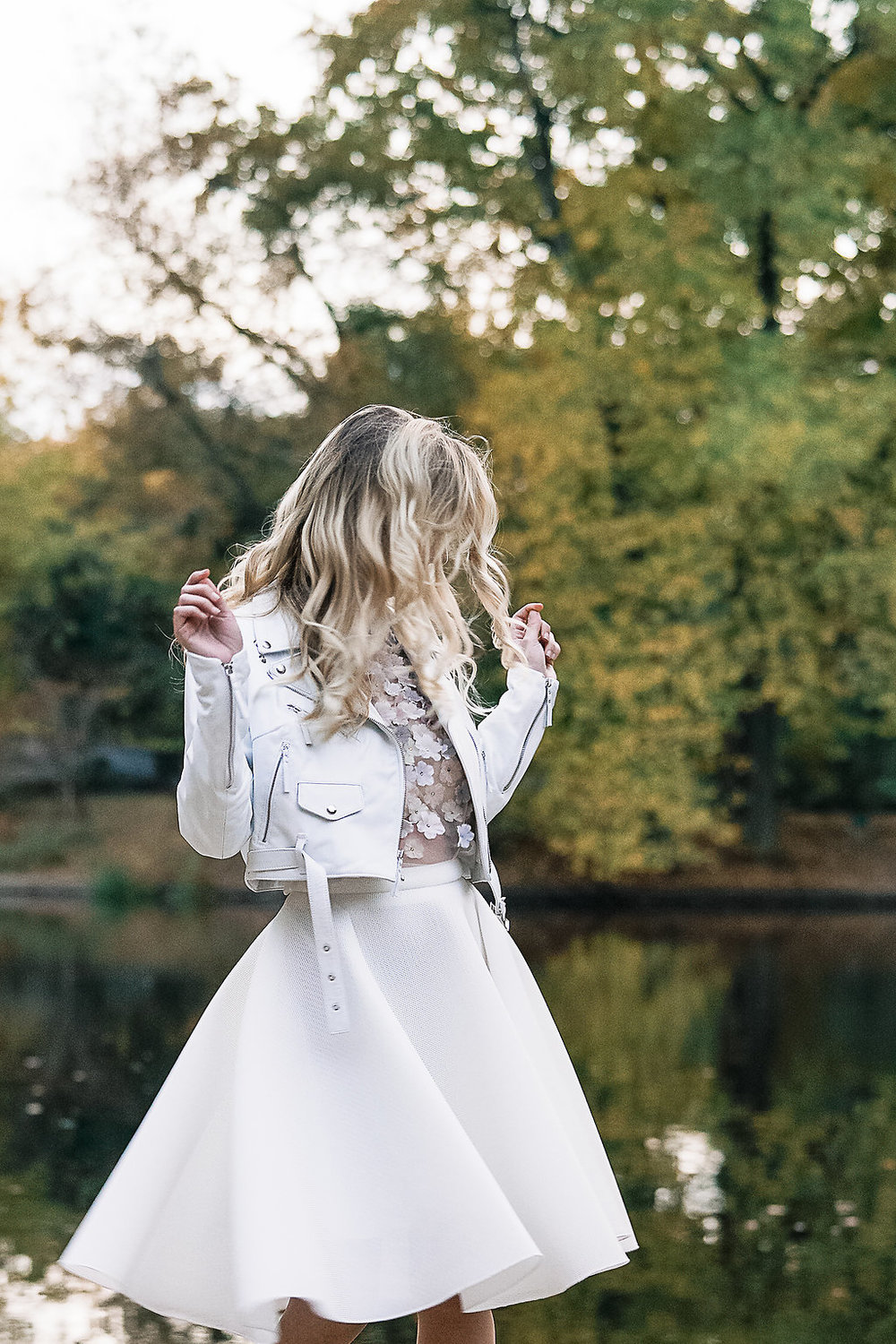 nk bride in prospect park - see more photos