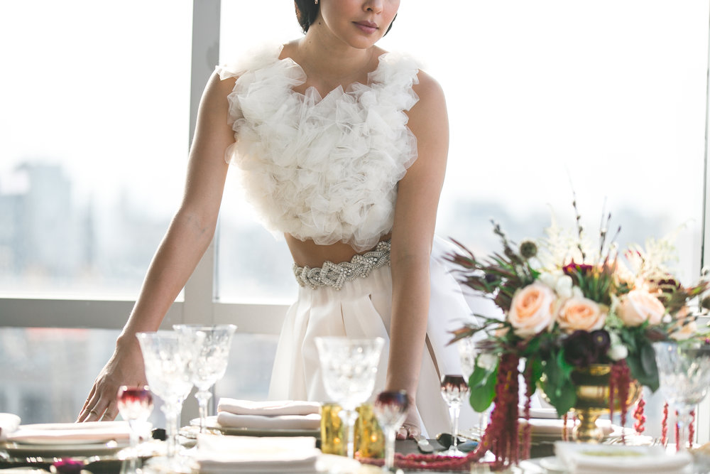 Wedding Editorial Shoot - see this look