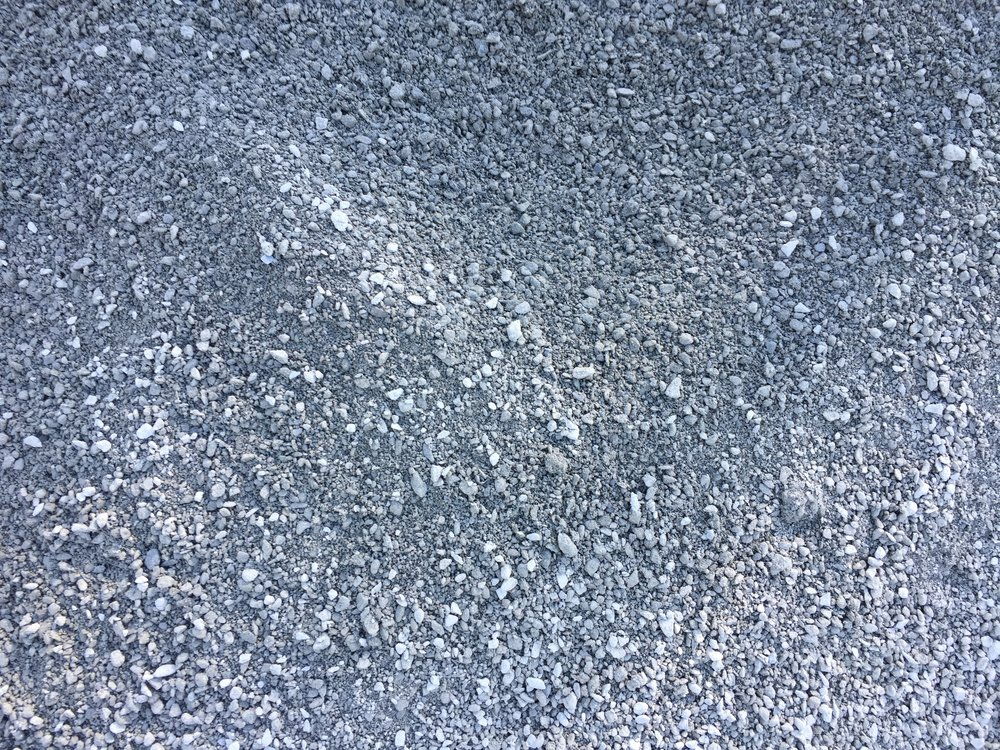 blue crusher dust
