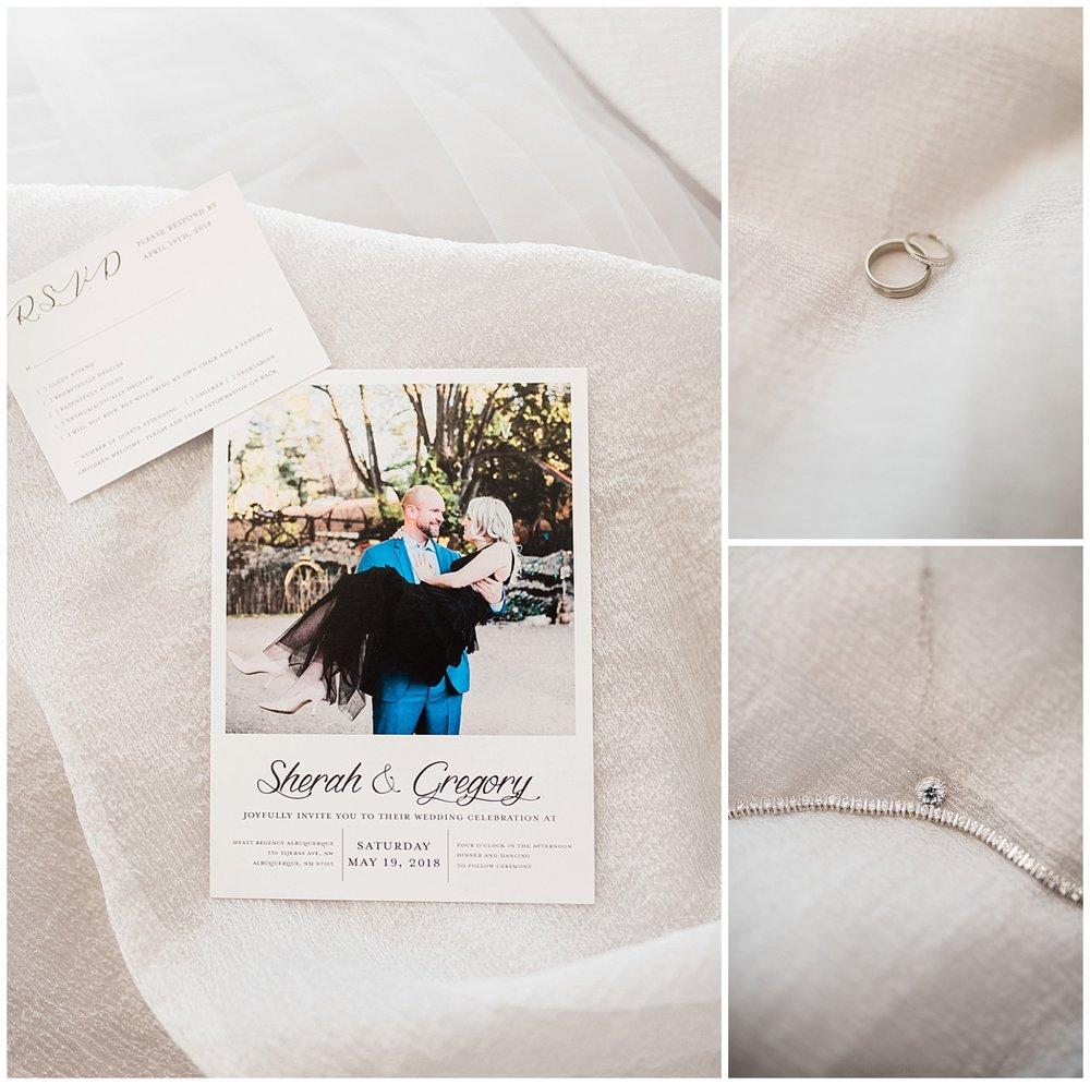 Sherah & Greg | Hyatt Regency Albuquerque Wedding | Albuquerque NM ...