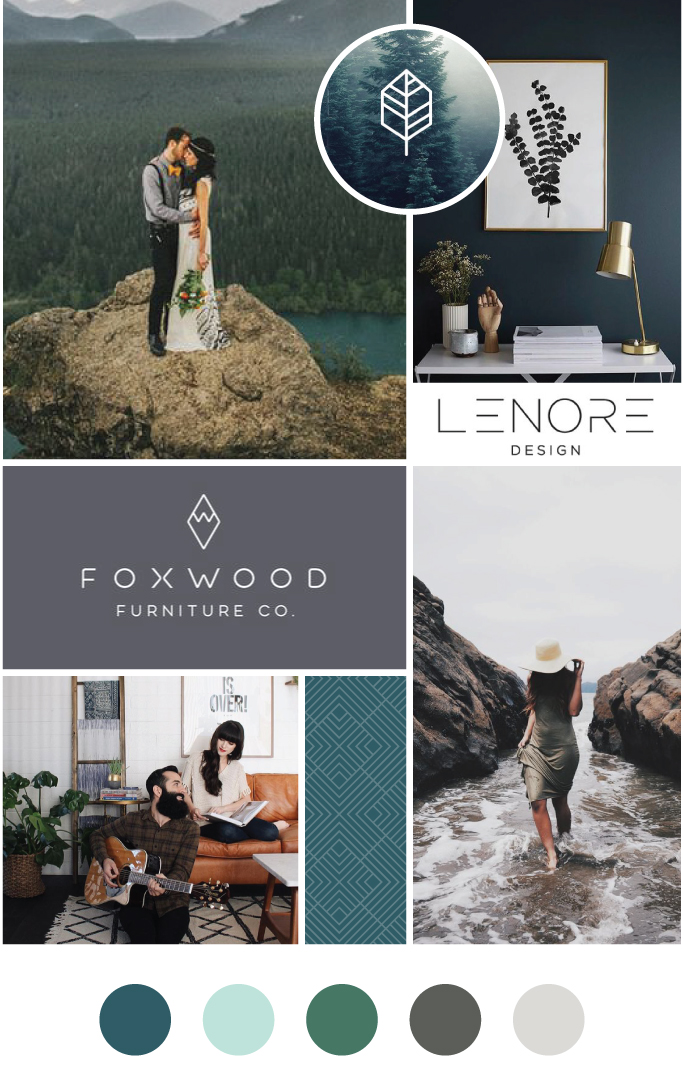 Colorado Photographer Moodboard