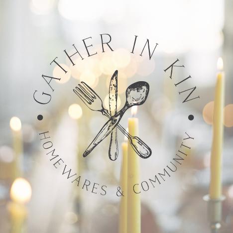 Dinner Party Series Branding