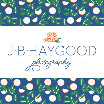 J.B. Haygood Photography Rebrand