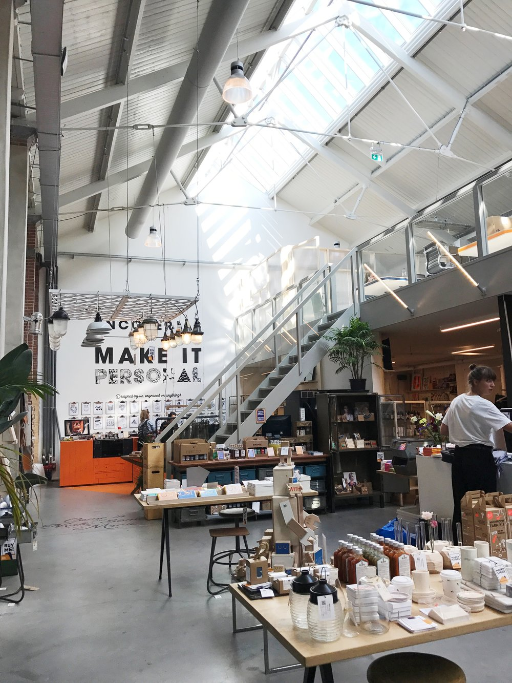 The Makers Market is the perfect spot for souvenirs.