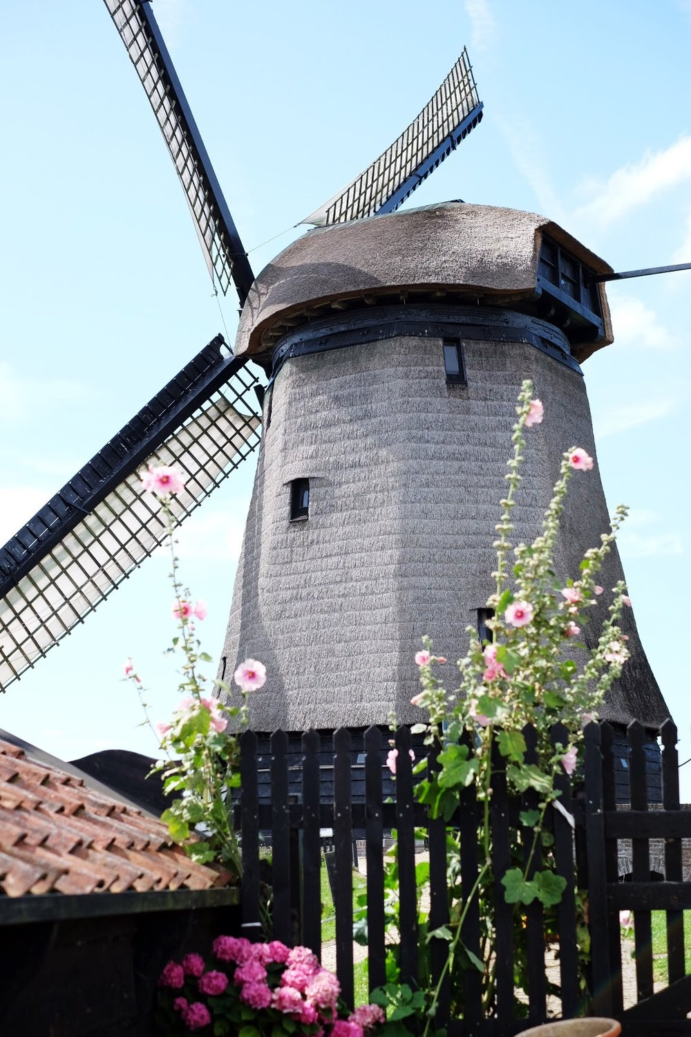 Netherlands Windmill