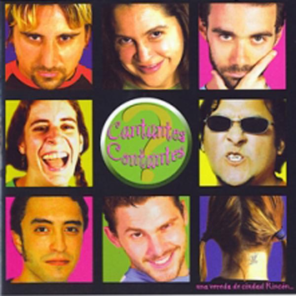 Varios artistas - Cantantes Contantes