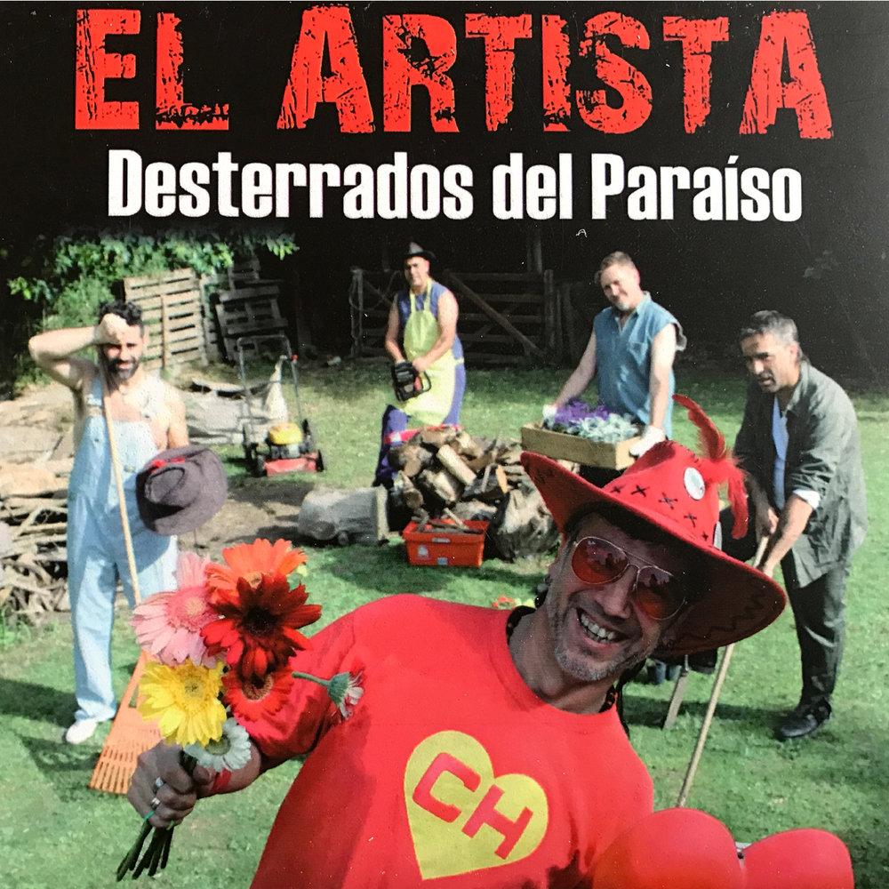 Desterrados del paraíso - El artista