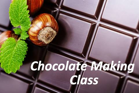 Raw wholefood chocolate class ,fortnightly