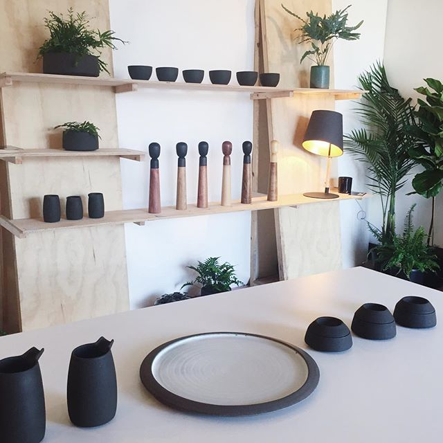 Pop up at 91 Goulburn Street, West Hobart is now open but only for 3 more days! We close our doors at 7pm on Wednesday. Recent work by @lindseywherrett @touchingspace @nata___baum @planthousenursery