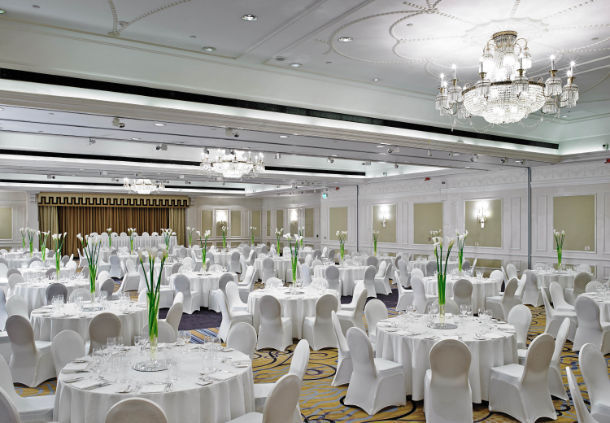 Marriott Hotel Wedding Venue London