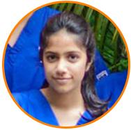 SHANIA, 17, PRE-MEDICINE
