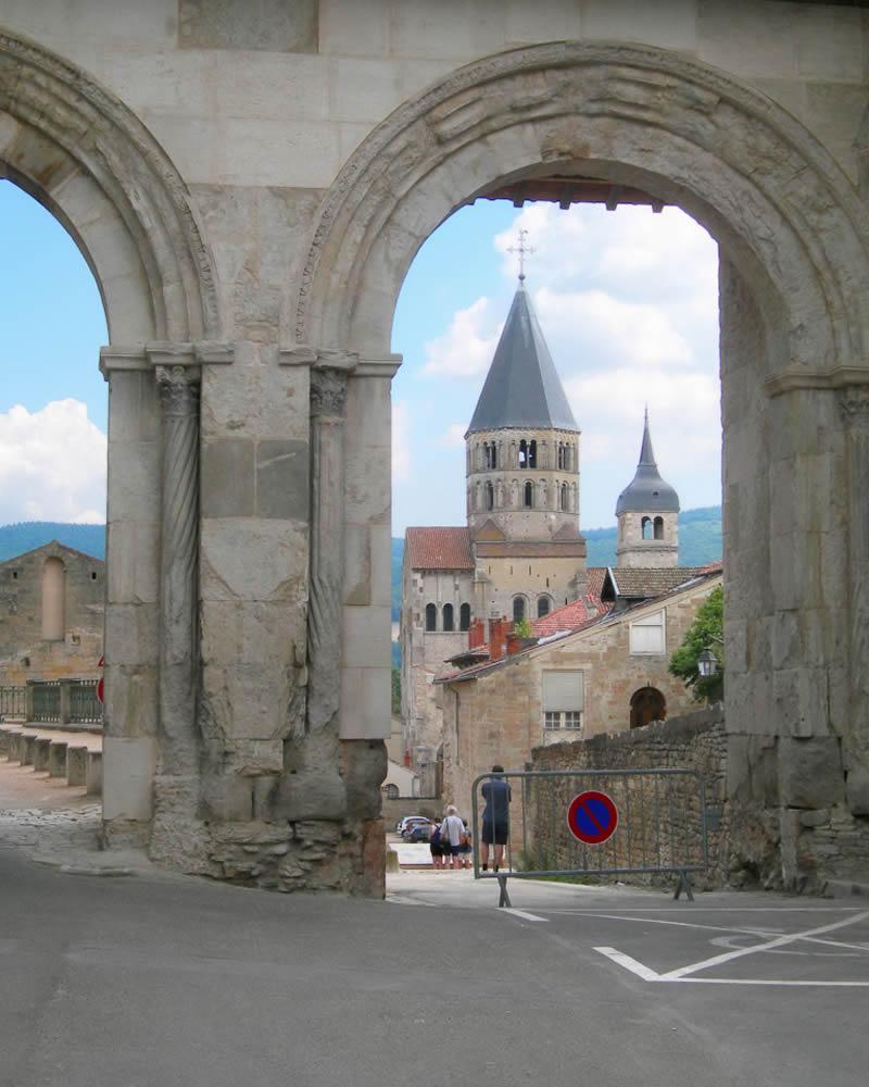 Cluny Abbey, France