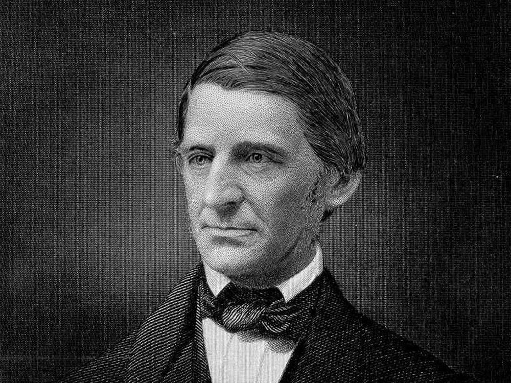 Ralph Waldo Emerson  (1803 – 1882)