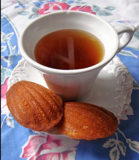 Proust's Tea & Madeleines