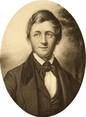 The young Emerson