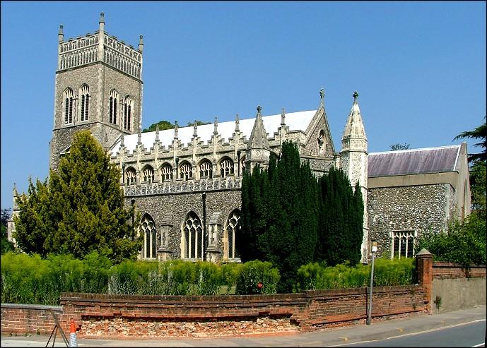 St. Margaret's Church, Ipswich