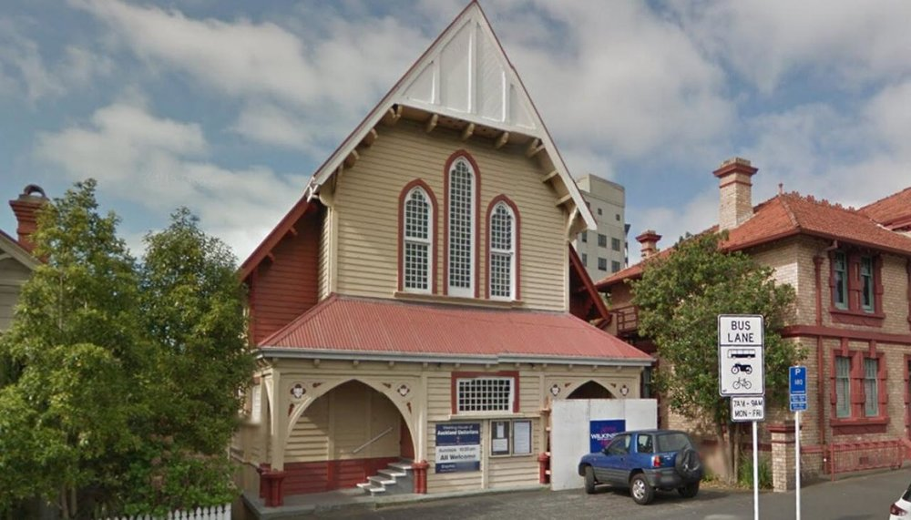 Auckland Unitarian Church
