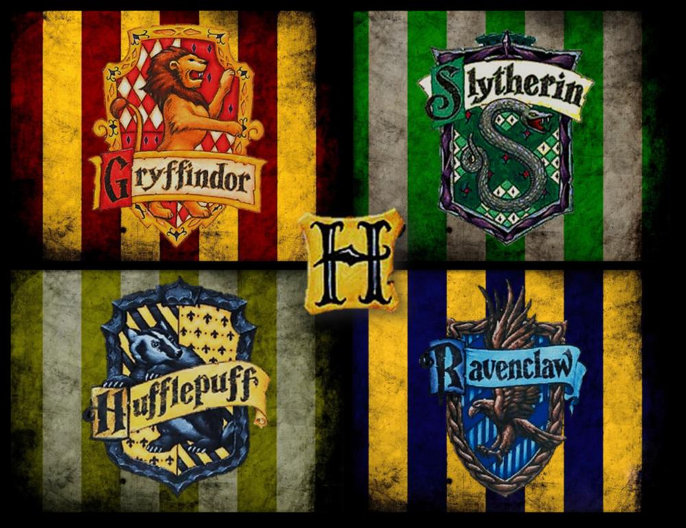 The Four Houses.