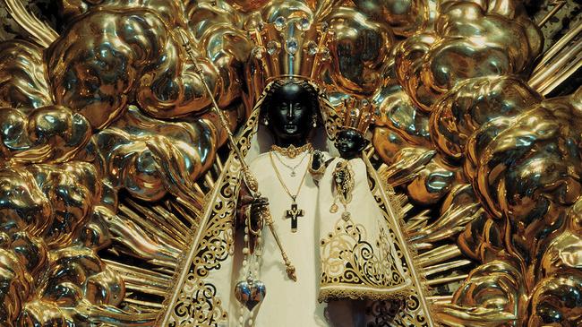 Einsiedeln, Switzerland's mysterious Black Madonna