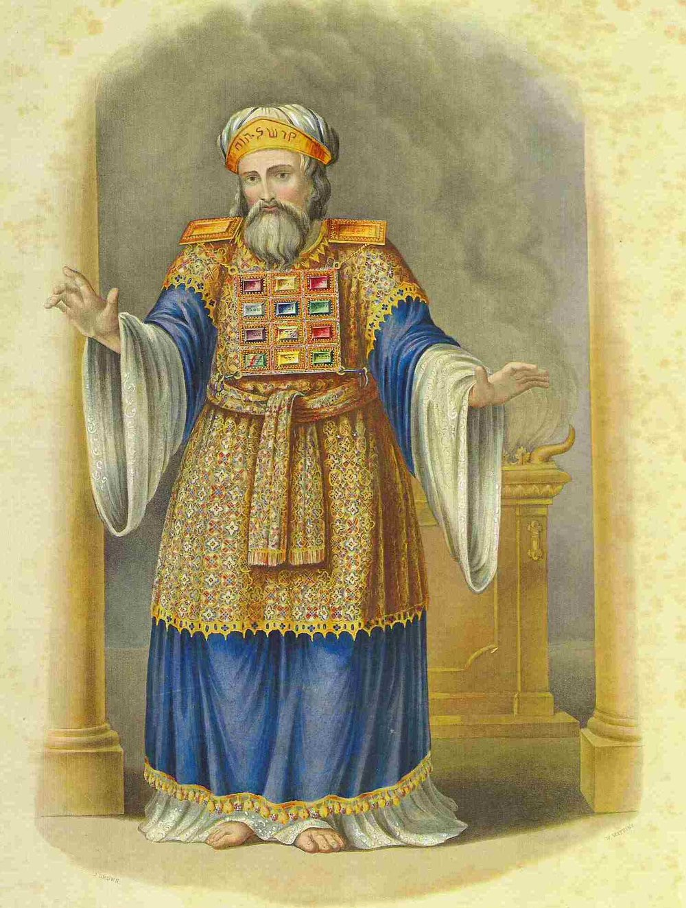High Priest of Israel.