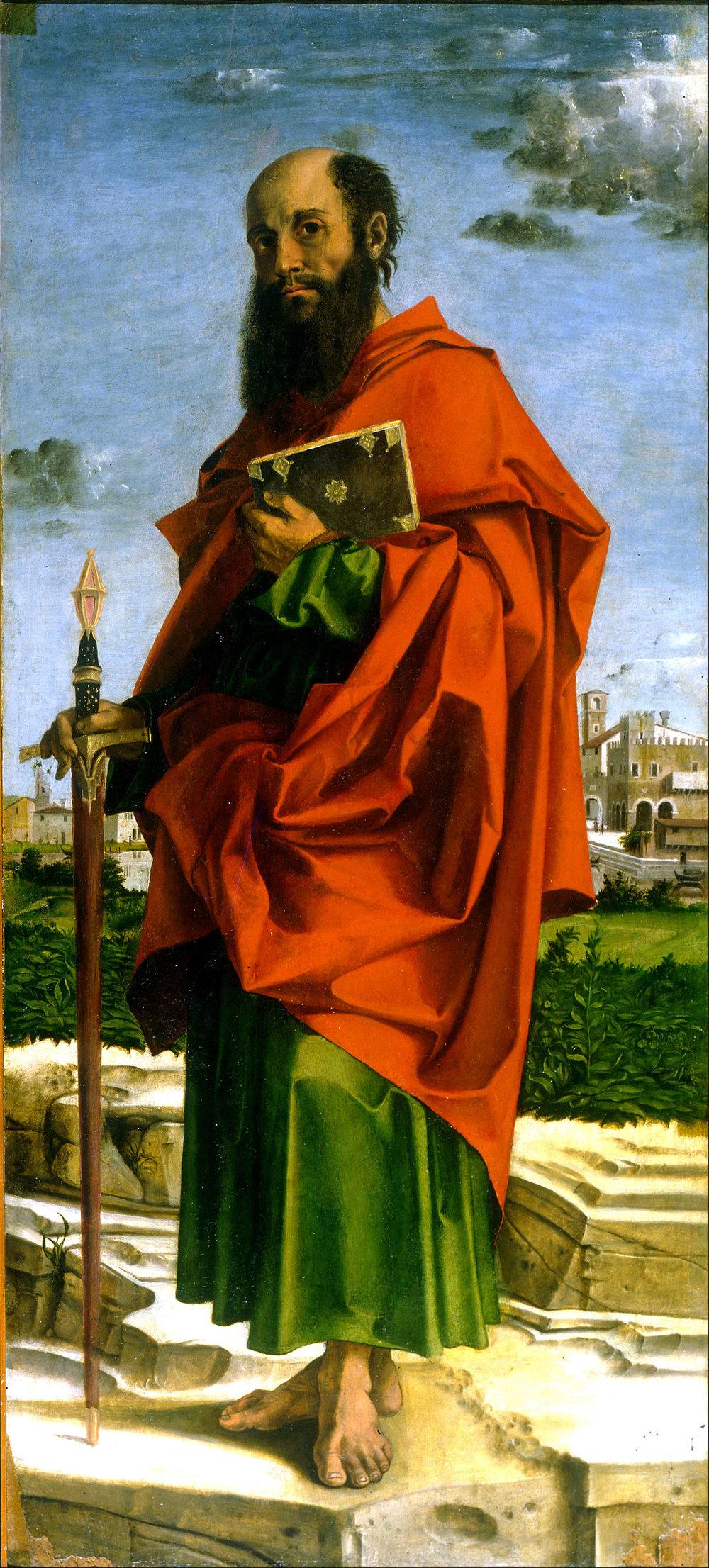 The Apostle Paul.