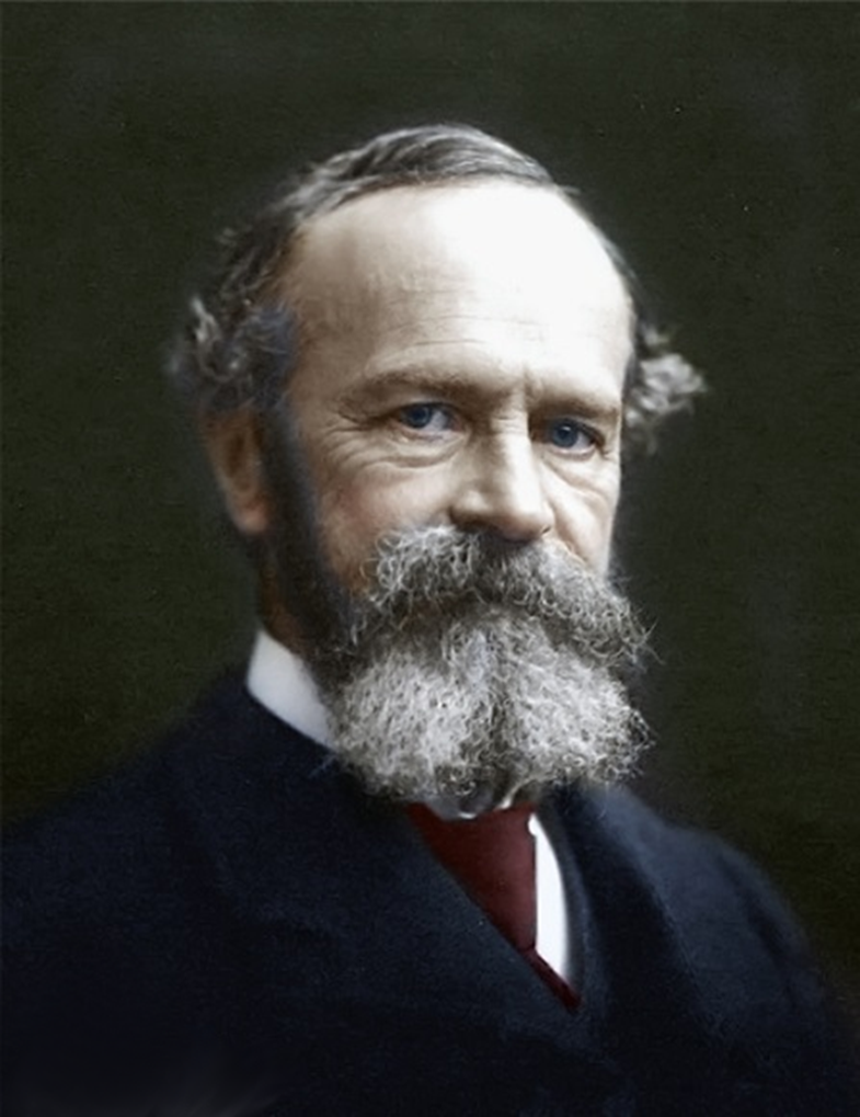 William James (1842 - 1910)