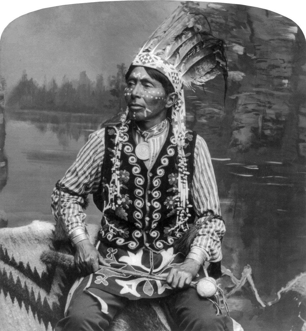 'Winnerbago Indians'