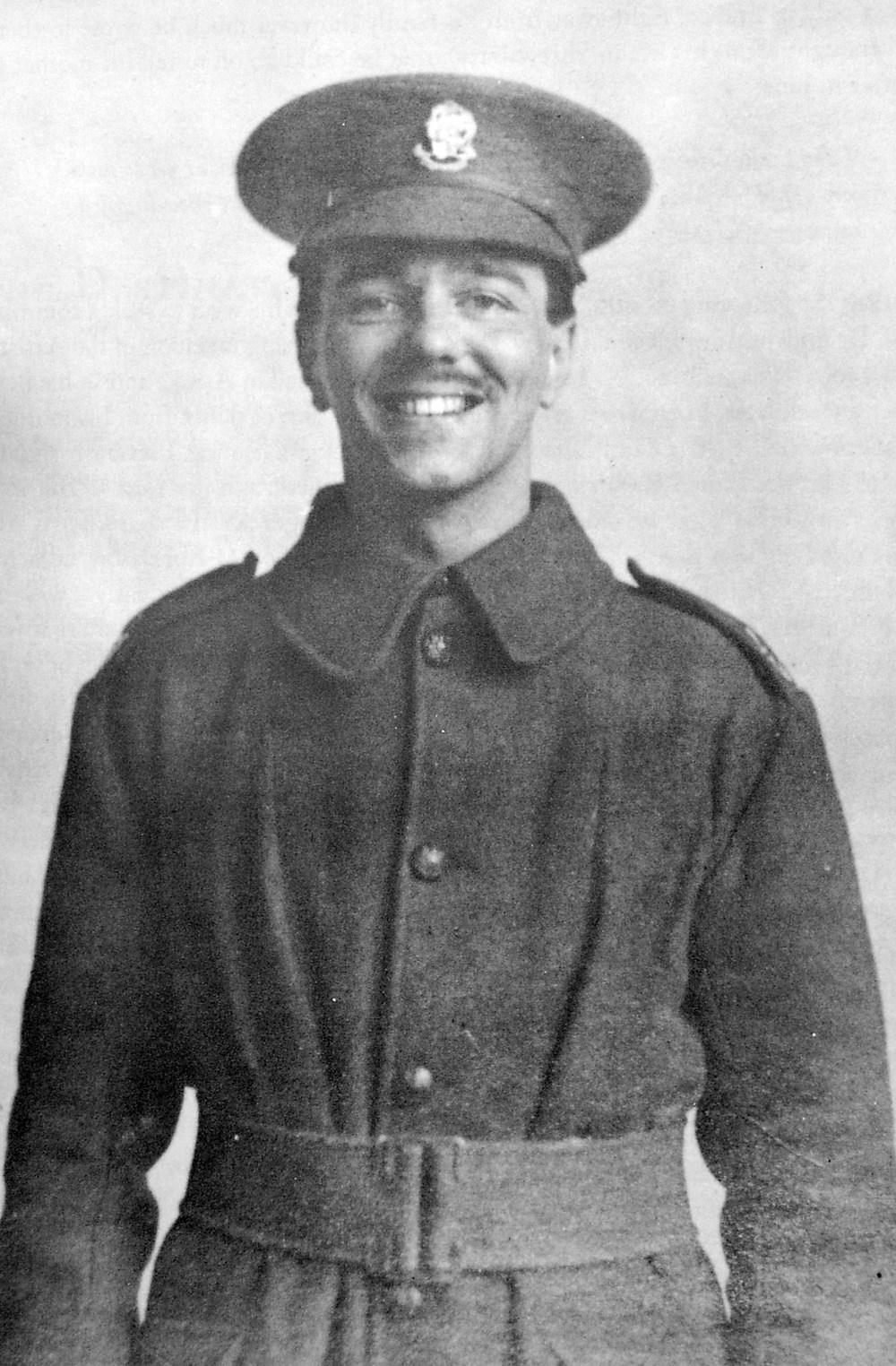 Wilfred Owen (1893-1918)