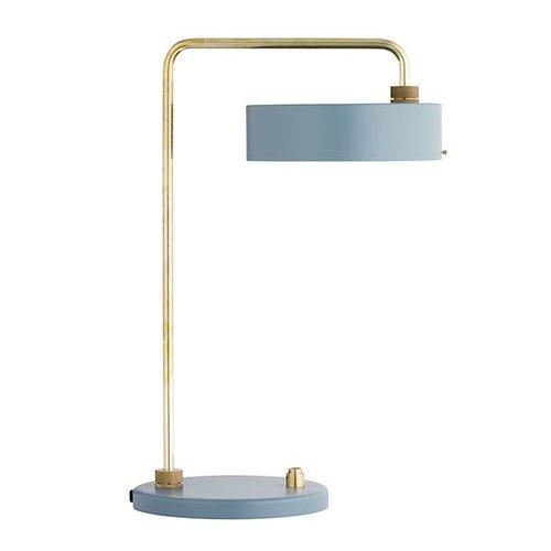EMNE 1 - PETIT MACHINE LAMPE GRÅ, DESIGNET AF LINDHOLT STUDIO FOR MADE BY HANDSpoNsoreret af MADE BY HANDVærdi: 4.695 kr.Mindste bud: 2.500 kr.