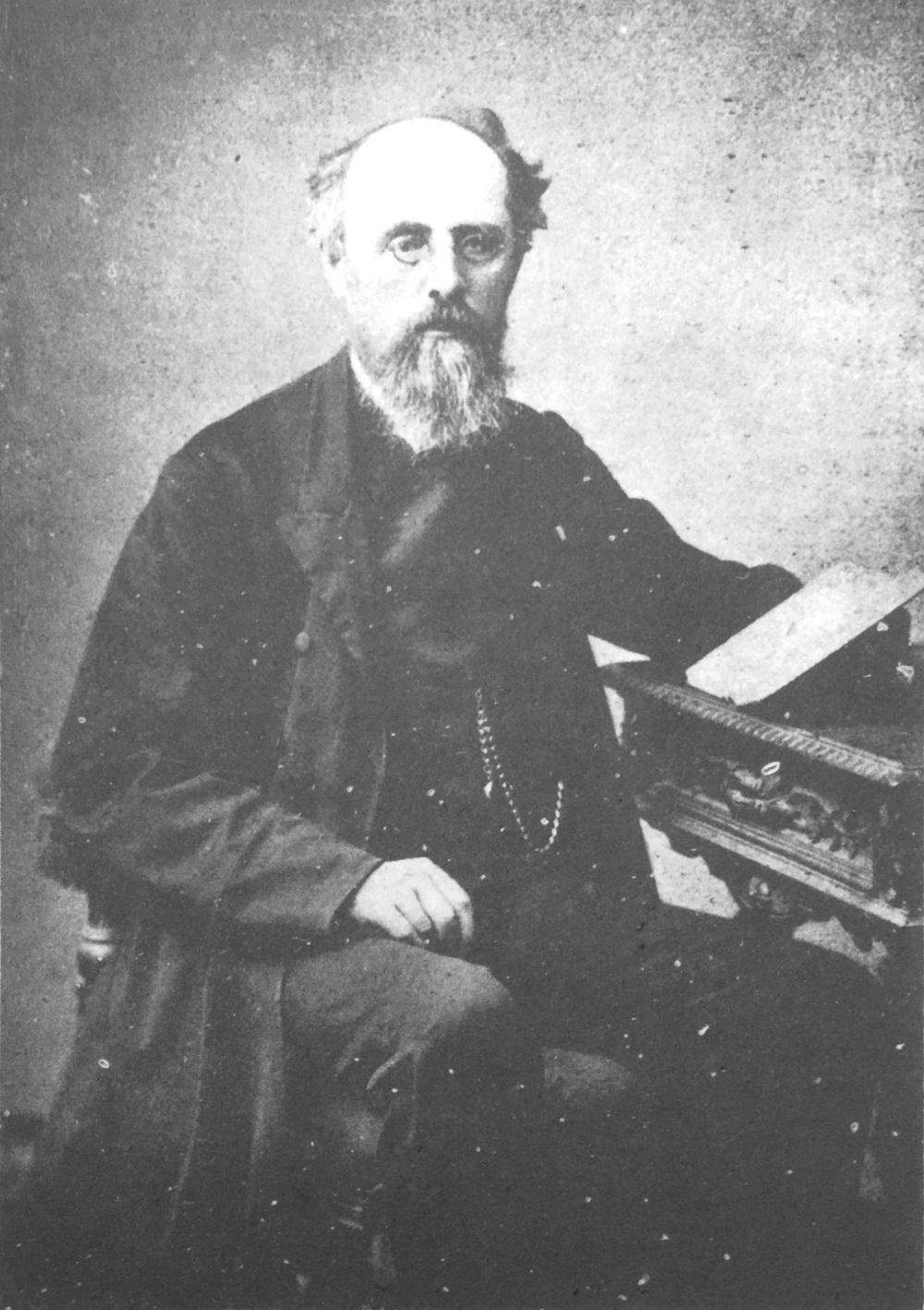 Rev. George Burgess
