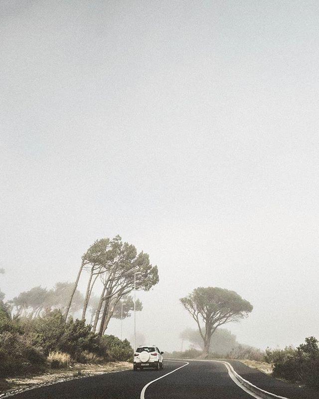One of my favourite things to do in Cape Town is drive through the fog along the coast. . . . . . #travelandlife #travelphotography #passionpassport #worldplaces #wanderlust #letsgosomewhere #letsgo #artofvisuals #alwaysgo#visualsoflife #exploremore #exploretocreate  #meetthemoment #livefullyalive #livewell #stayandwander #whereitravel #liveauthentic #tasteintravel #iamatraveler #welltraveled #bestvacations #discoverearth #globalwanderer #southafrica #capetown