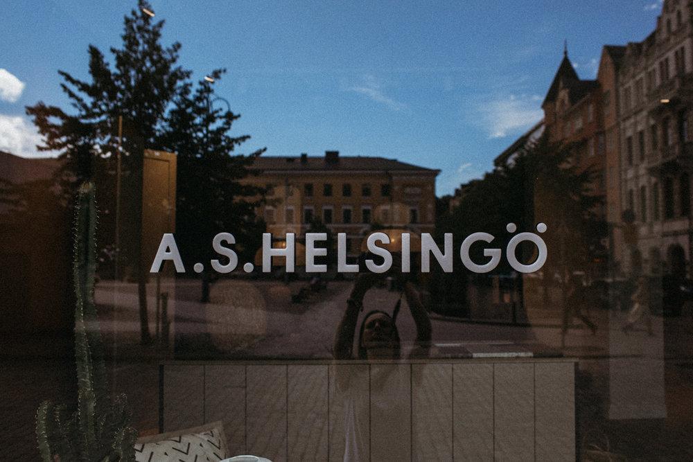 https://www.helsingo.com/en/  - Personal kitchens, wardrobes and storage units built on IKEA cabinet frames.