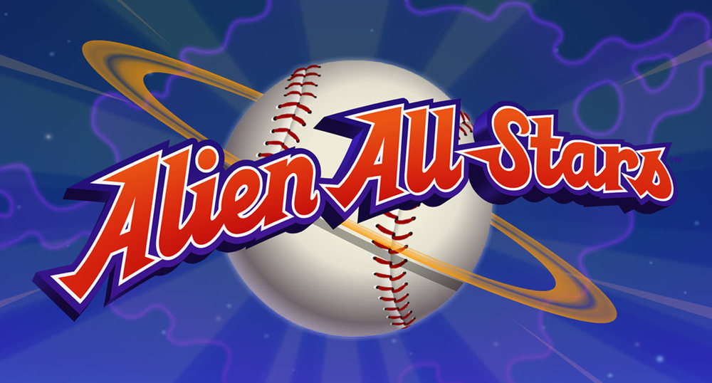 AAS logo design    Client: Alien All-Stars (2008)