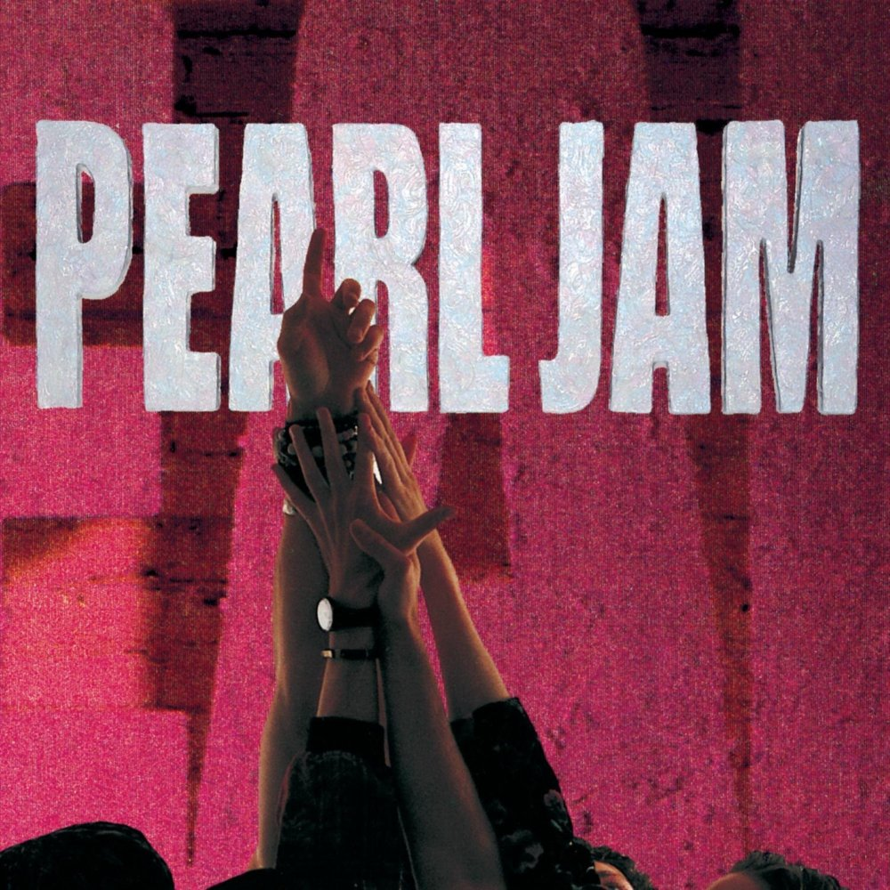Title sculpture / Ten Client: Jeff Ament, Pearl Jam (1991)