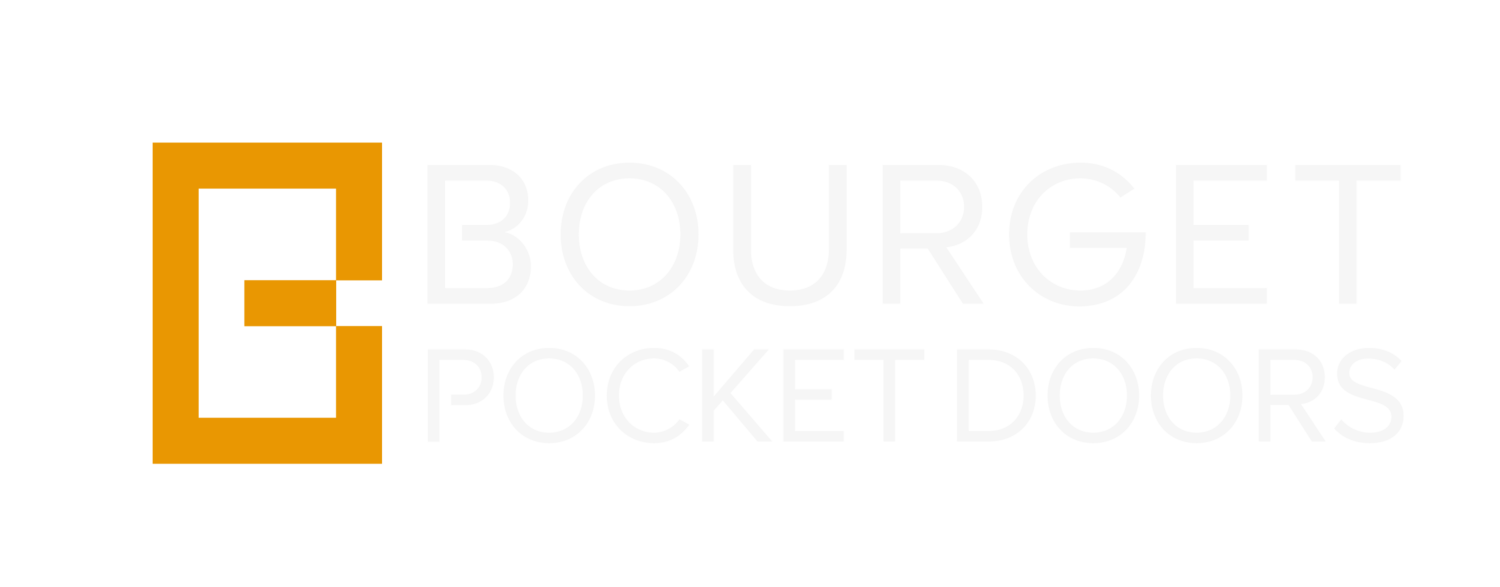 Bourget Pocket Doors
