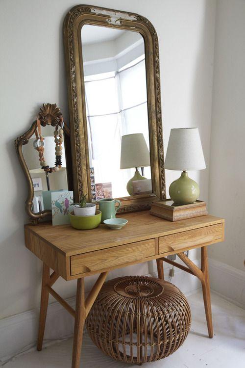 Algonquin Living Room Vignette