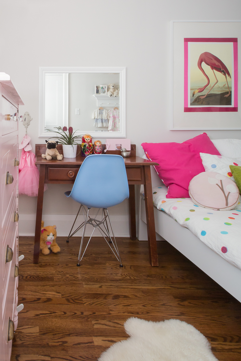 Girl's Room | Vintage Desk