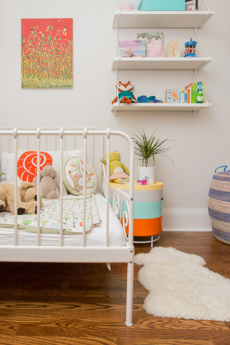 Toddler's Room | Bed