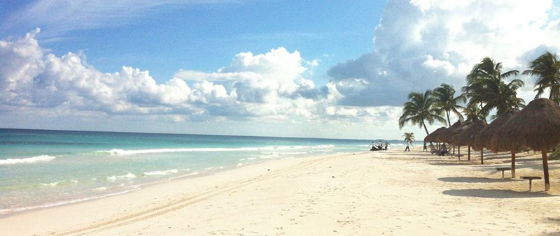 One more gratuitous beach shot for the road. Image courtesy of om-tulum.com