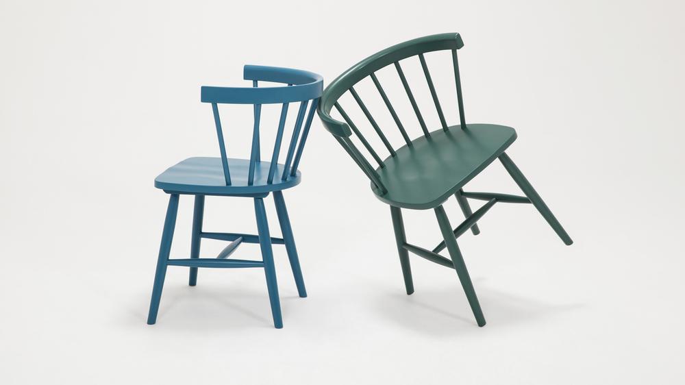 The Lyla Arm Chair EQ3 & The Friday Find: The Lyla Side Chair from EQ3 u2014 EMME Design