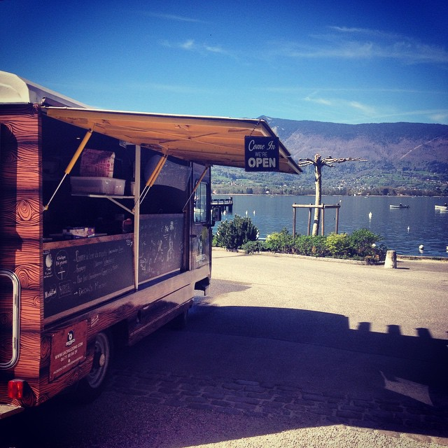 Food Truck Bagels-Poutine-Salade-Annecy